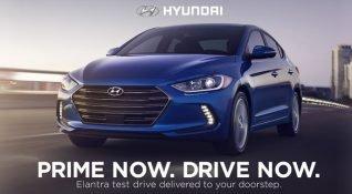Amazon, Prime Now servisi ile Hyundai için test sürüşü sunmaya başladı