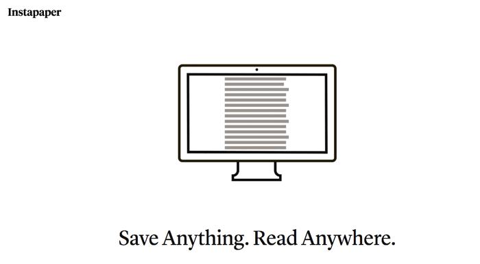 Pinterest çevrimdışı okuma servisi Instapaper'ı satın aldı