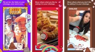 Facebook, Snapchat'e rakip uygulamasını yayından kaldırdı