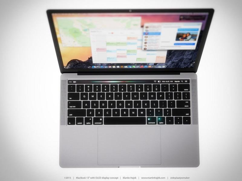 Apple MacBook Pro'yu baştan sona yeniliyor