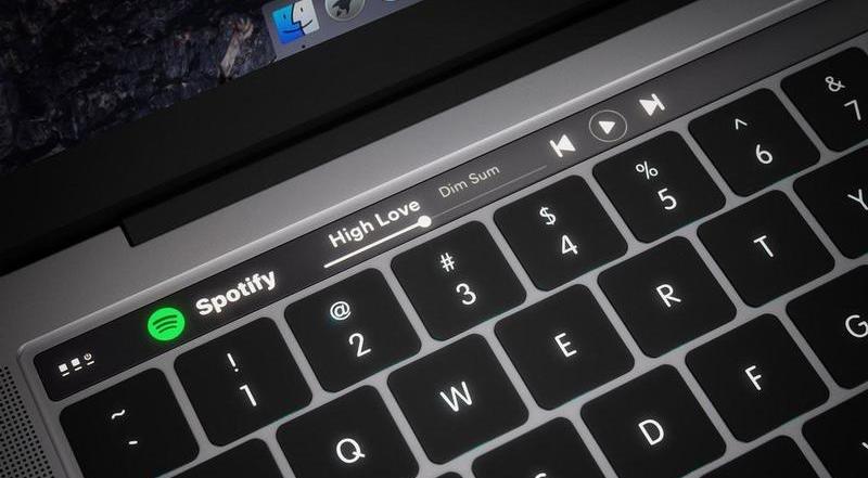 macbook pro ekran