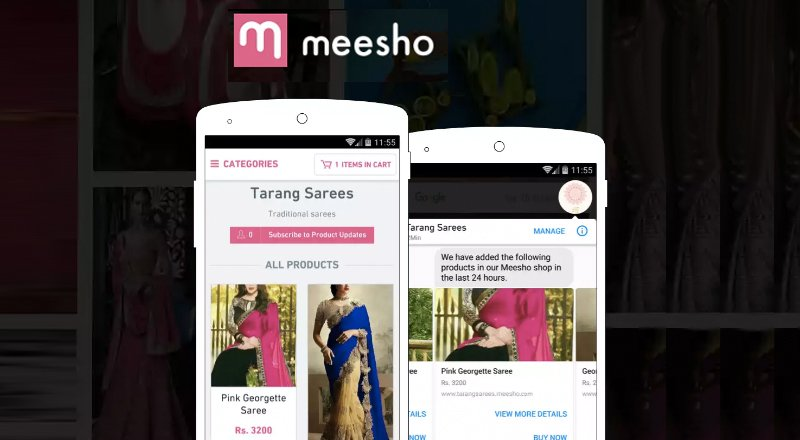 meesho-eticaret-whatsapp