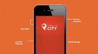 Step to City: Beacon temelli şehir tanıtım platformu
