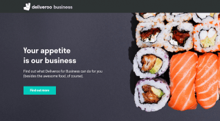 Deliveroo Business