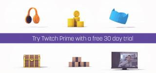Canlı yayın sitesi Twitch, Amazon Prime kullanıcılarına yeni bir hizmet sunuyor