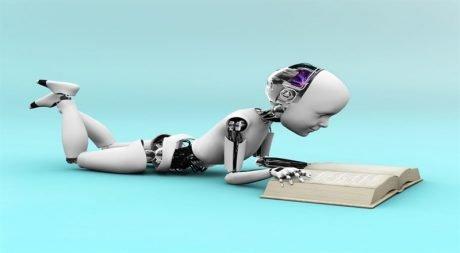 robot öğreniyor