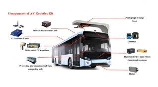 Singapur'da sürücüsüz otobüsler yolcu taşımaya başlıyor