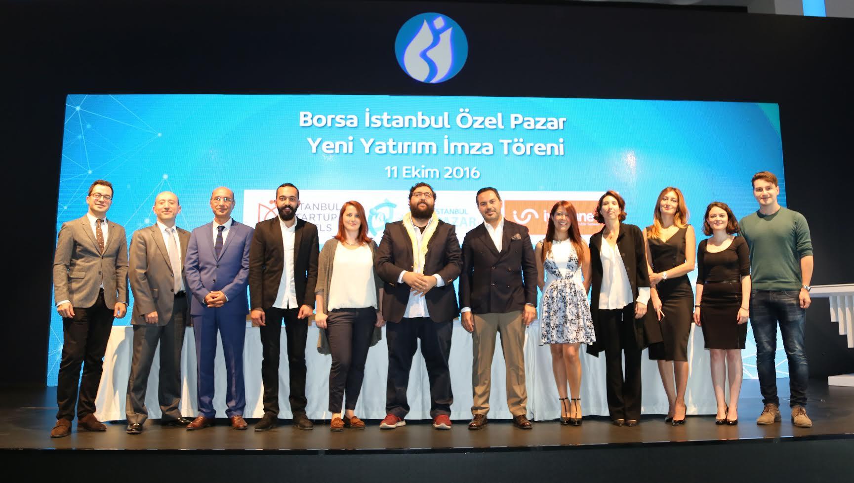 Borsa İstanbul Özel Pazar'da İstanbul StartupAngels'dan iyisahne.com'a yeni yatırım