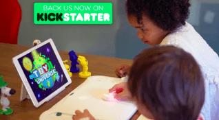 Akıllı oyuncak ve eğitici oyun platformu Toyji, Kickstarter'da destek arıyor