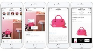 Instagram'a alışveriş seçeneği geliyor!