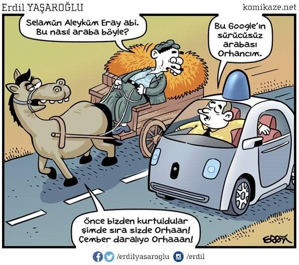 Erdil Yaşaroğlu bu durumu harika bir şekilde özetlemiş.