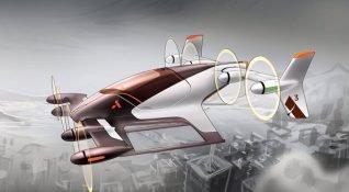 Airbus'ın Vahana projesi geleceğin hava aracını yaratmak istiyor
