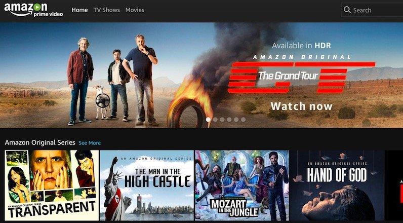 Amazon Prime Video artık Türkiye'de - Webrazzi