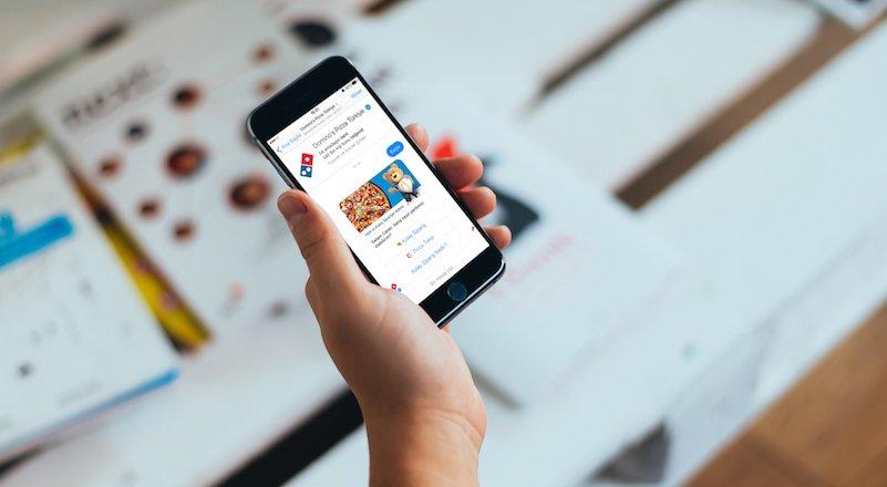 Dominos Pizza Siparişi Alan Facebook Messenger Chatbotunu Türkiye