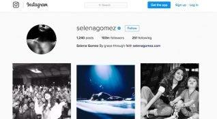 2016 Instagram'da fotoğrafların değil müzisyenlerin yılı oldu