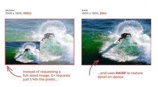Google, yapay zeka kullanarak fotoğrafların yüzde 75 daha az yer kaplamasını sağlıyor