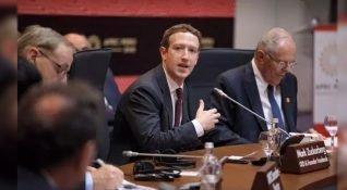 Mark Zuckerberg'in 2018 hedefi Facebook'u düzeltmek