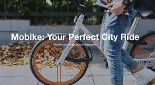 10 milyon kullanıcıya ulaşan bisiklet paylaşım girişimi Mobike, Temasek'ten de yatırım aldı