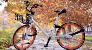 Çinli bisiklet paylaşım firmaları Mobike ve Ofo, İngiltere'deki hizmet alanını genişletiyor