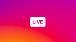Instagram yüz filtreleri canlı yayınlara geldi