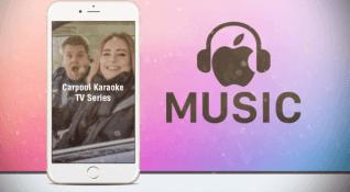 Apple'ın Carpool Karaoke serisi 8 Ağustos'ta yayınlanacak
