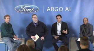 Ford, Google ve Uber'den ayrılan isimlerle kurduğu Argo AI'a 1 milyar dolar yatırım yapacak