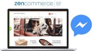 E-ticaret altyapısı Zencommerce, sohbet botu Zencommerce Messenger'ı devreye aldı