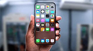 Apple, parmak izini ekranın altından okuyabilecek patent için başvurdu