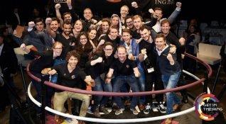 Girişimcileri gerçek bir ringde terleten Get in The Ring artık Türkiye'de