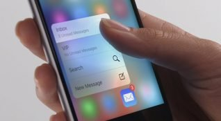 Samsung Galaxy S8, 3D Touch benzeri bir teknoloji kullanabilir