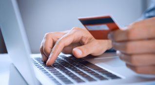 İnternetten yapılan kartlı ödemeler 8,5 milyar TL'ye ulaşarak yeni bir rekor kırdı