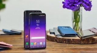 Samsung, Galaxy S8 ve S8+ modellerini tanıttı