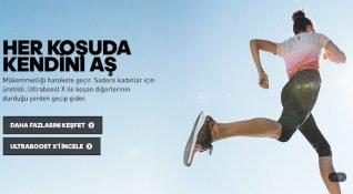 Dijital öncelikli hale gelen Adidas e-ticaret satışlarını 4 milyar dolara çıkaracak