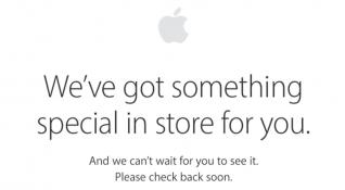 Appel Store online mağazası geçici olarak kapandı