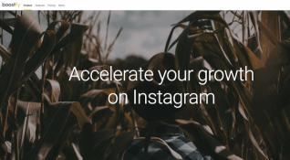 Yerli yapım Boostfy, Instagram için 'like' temelli ve SaaS modelli büyüme aracı