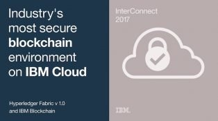 IBM, blockchain'i ticari bir servis olarak sunmaya başladı