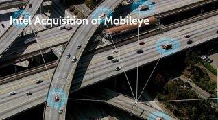Intel otonom sürüş girişimi MobilEye'ı 15.3 milyar dolara satın alıyor