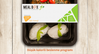 Meal Box'tan düşük kalorili beslenme programı: Meal Box Fit
