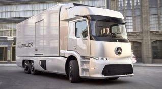 Daimler, 2017 sonlarında teslim etmek üzere tamamen elektrikli kamyon üretimine başlıyor
