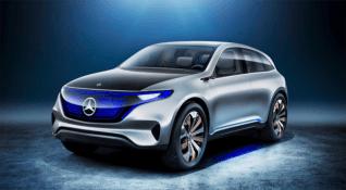 Mercedes 2022'ye kadar 10 farklı elektrikli otomobil tanıtacak