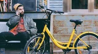 Bisiklet kiralama girişimi OFO, yeni yatırımla 1 milyar dolar değerlemeye ulaştı