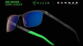 Razer'dan oyuncular için özel üretilmiş gözlük