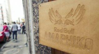 Redbull'un sosyal girişimleri desteklediği online Amaphiko platformu Türkiye'de