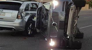 Uber, ABD'de otonom araç test sürüşlerine yeniden başlıyor
