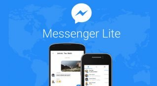 Messenger Lite artık Türkiye'de