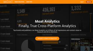 Oracle, reklam ölçümleme hizmetleri sunan Moat.com'u satın aldı