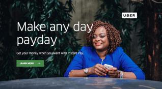 Uber, Instant Pay ile sürücülere bir yılda 1,3 milyar dolar ödedi