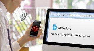 Konuşma tanıma teknolojileri geliştiren Voicedocs, ses kaydı deşifre hizmetiyle dikkat çekiyor