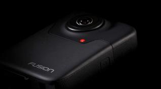 GoPro'dan 360 derece kamera: Fusion