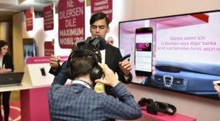 Markaların mobilde dikkat çeken reklam yatırımlarına örnek: Maximum Mobil ile VR deneyimi